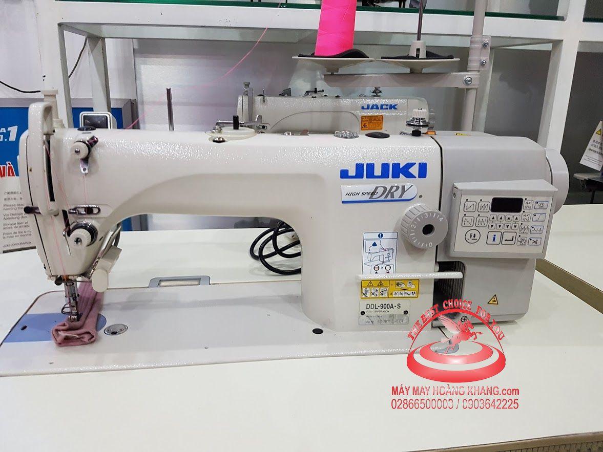 Máy may 1 kim điện tử JUKI DDL900AS