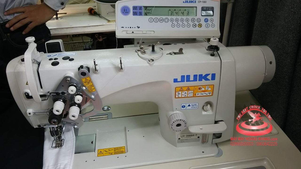 Máy may 2 kim di động điện tử JUKI LH-3588A-7