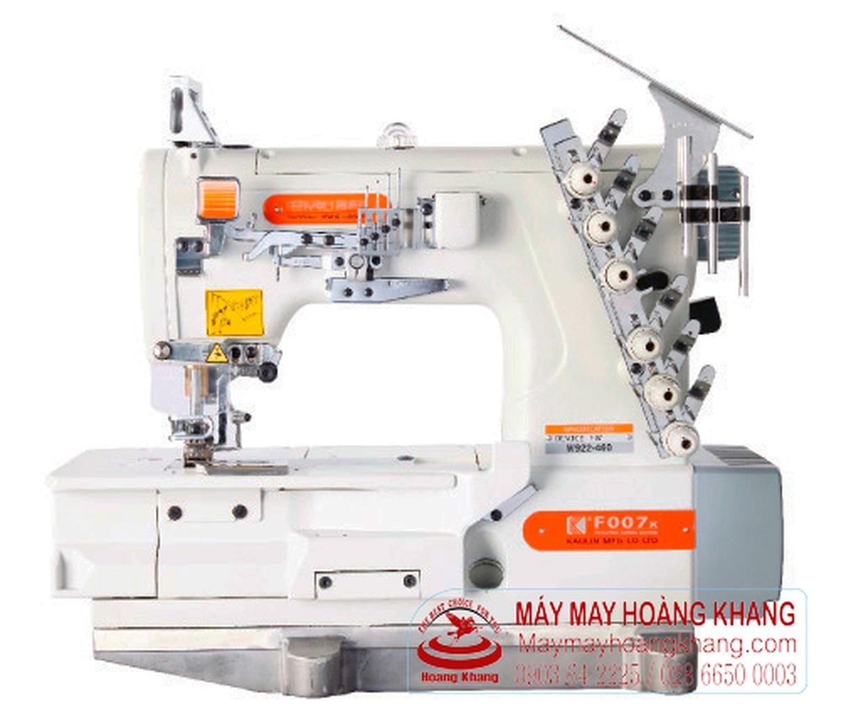 Máy viền bằng SIRUBA F007K-W122-356/FHA