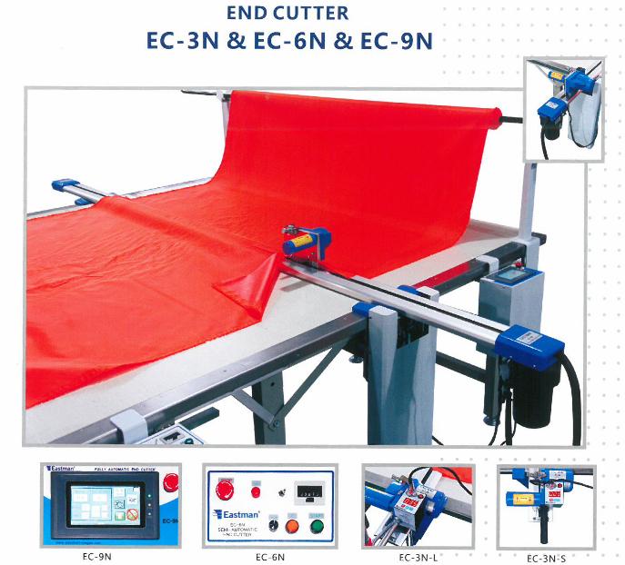 """Máy cắt đầu bàn thanh ray dài 96"""" EASTMAN EC-3NL-96"""
