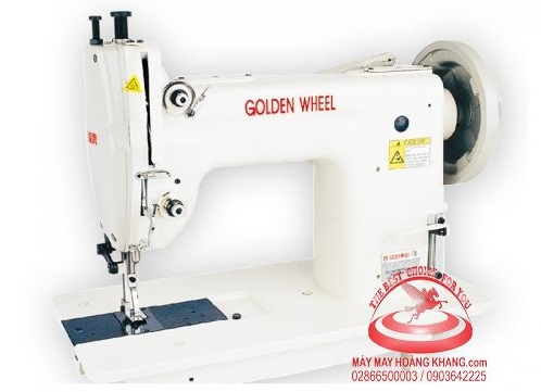 Máy may 1 kim siêu dày Golden Wheel CS-6500 | maymayhoangkhang.com | 0903642225