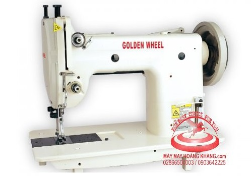Máy may 1 kim siêu dày Golden Wheel CS-6501 | maymayhoangkhang.com | 0903642225